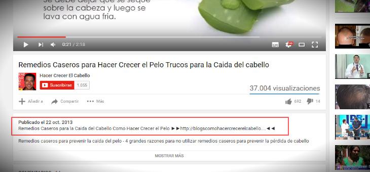 adsense blog y youtube